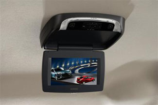 DVD System, Drop Down - Mazda (0000-8F-Z50)