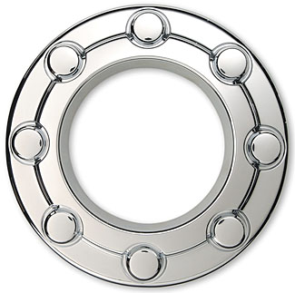 Wheel Center Caps (Srw Only) - Ford (5C3Z-1130-HA)