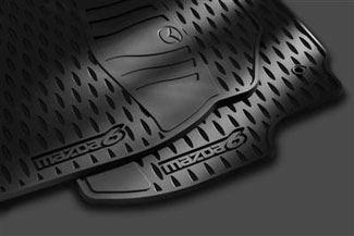 Floor Mats, All Weather - Mazda (0000-8B-H50)