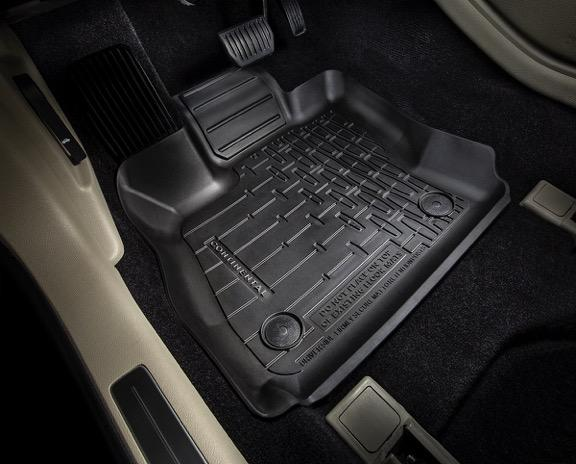 Floor Liner, Tray Style