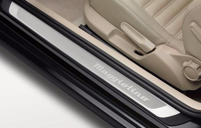 Door Sill Protection Trim With Maggiolino
