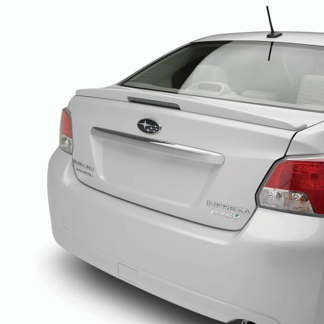 2014 Scion Iq Transmission: Chrome Rear Trim - Subaru (J1210FJ000)