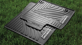 4PC All Weather Mats Prius Pl