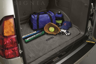 Cargo Area Mat, (W/O 3rd Row)