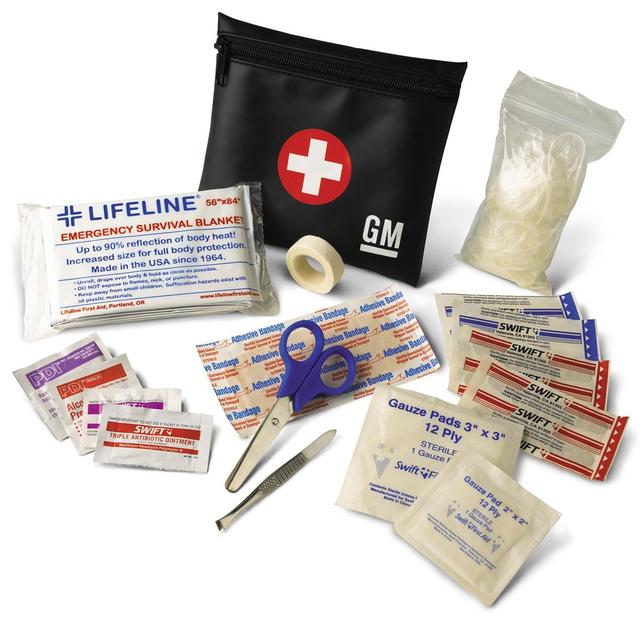 Safety, First Aid Kit
