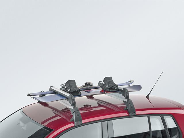 Ski And Snowboard Holder - Volkswagen (000-071-129-N)