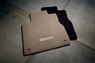 Floor Mats, Carpet - Nissan (999E2-CXC01)