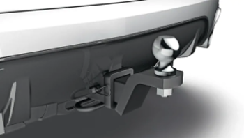 Trailer Hitch - Acura (08L92-TZ5-200B)