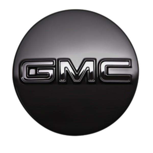 Wheel Center Caps Black W Black Gmc Gm 19333200