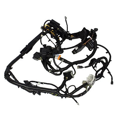 2013 Ford Fusion Wire Harness Dg9z 14290 Ma