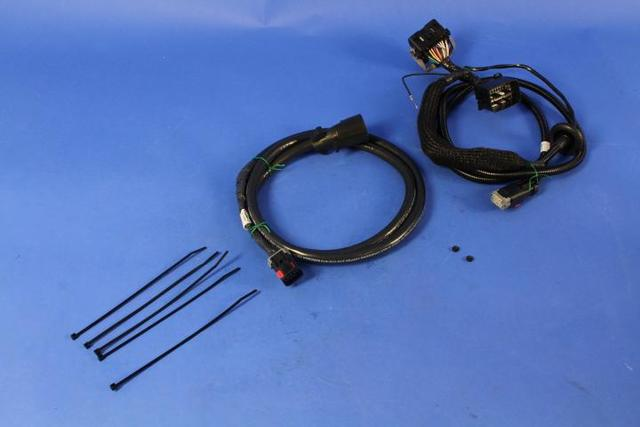 Mopar jeep wrangler tow vehicle wiring harness