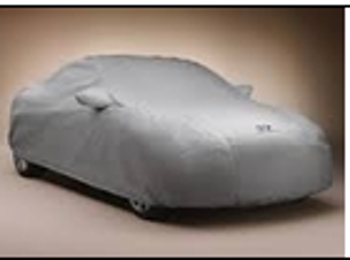 Vehicle Cover, Silver Guard Plus