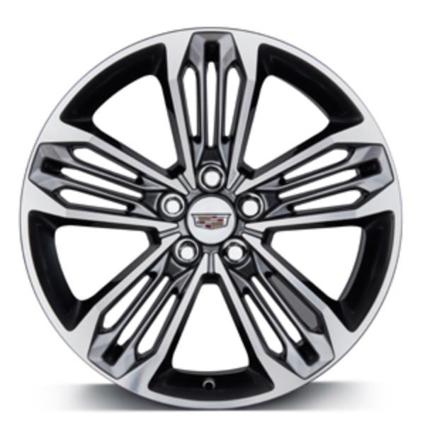 "2016-2020 Cadillac CT6 20"" Wheel, Aluminum 84129744"