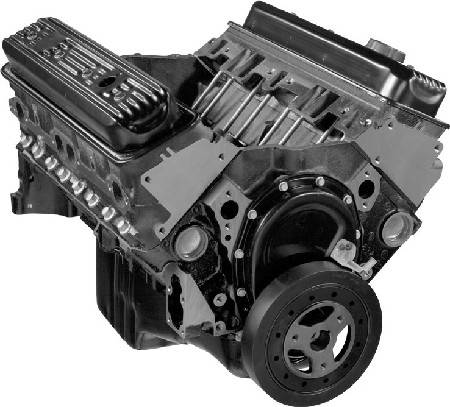 Vortec 96-02 HD 350 L31 New Crate Engine