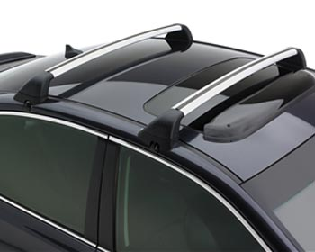 Roof Cross Bar Set, Fixed - Subaru (E3610AJ520)