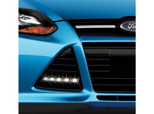 Fog Lights, Accent Lights, Gloss Black