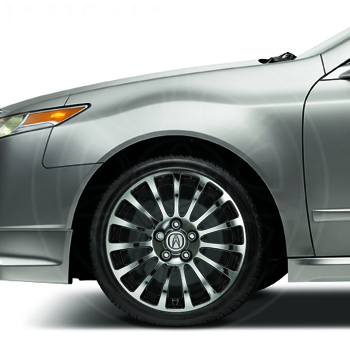 "17"" Wheels - Acura (08W17-SEP-201B)"