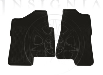 Floor Mats, All-Weather, Front - GM (19210585)