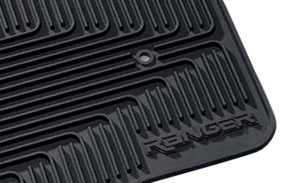 Floor Mats, All Weather, Front Set - Ford (4L5Z-1013086-A)