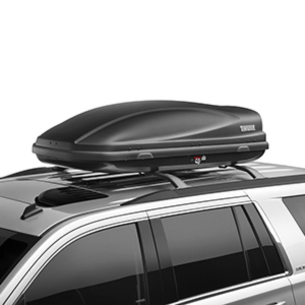 Delightful Roof Cargo Box (17 Cubic Feet)