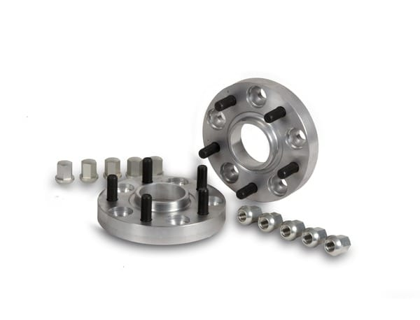 Retrofit kit, spacer ring, 25mm, for widening track for Porsche - Porsche (000-044-500-12)