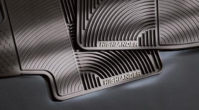 Floor Mats, All Weather - Toyota (PT206-60036-16)