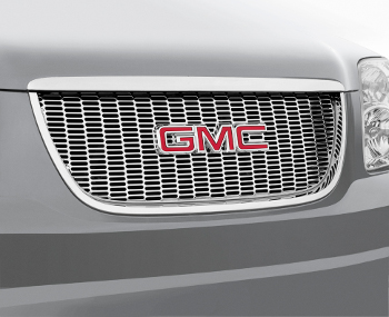 Grille, Chrome
