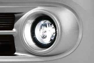 Fog Lights (Models W/O Auto Headlights)