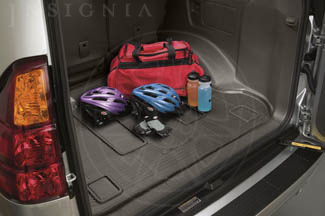 Cargo Area Tray Black