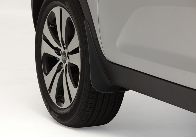 Splash Guards - Front - Kia (3WF46-AC500)