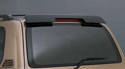 Air Deflector, Rear - Toyota (PT738-60013)