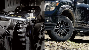 "TITAN ICON 3"" LIFT KIT - Nissan (T99PS-9FT0J)"