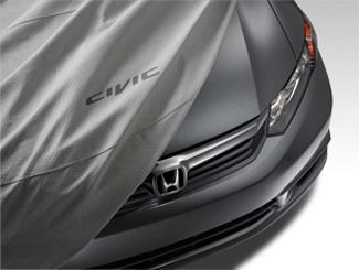 Cover, Car (4-Dr - Gray)