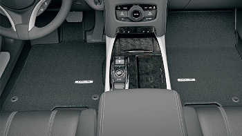 Floor Mat Set - Premium