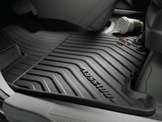 11'-17' HONDA ODYSSEY All Season Floor Mats - Honda (08P13-TK8-110A)