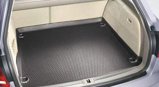All-Weather Cargo Mat - Black - Audi (8K9-061-160)