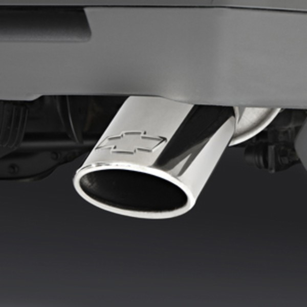 Exhaust Tip Factory Installed System Only: GM Exhaust Systems At Woreks.co