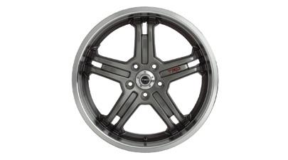 Wheels, Trd 19- 5-Spoke Alloy Wheel - Toyota (PTR20-52084)