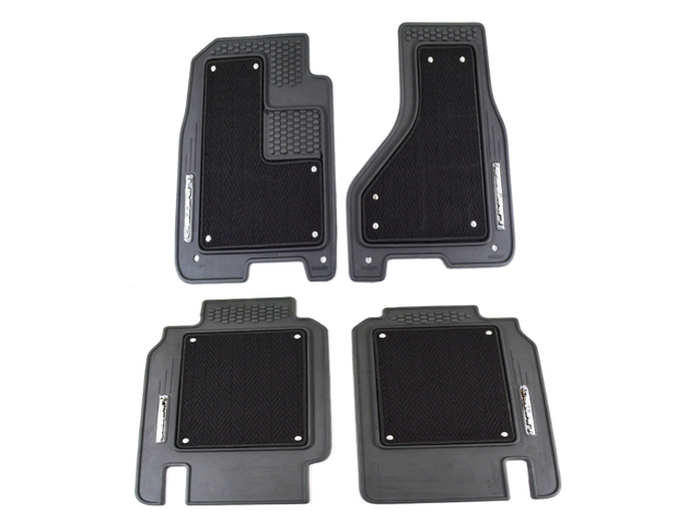 Floor Mat Kit - Mopar (5NQ21DX9AB)