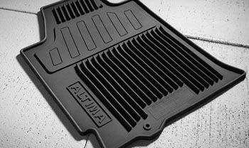 Floor Mats, All Season - Nissan (999E1-UZ100)