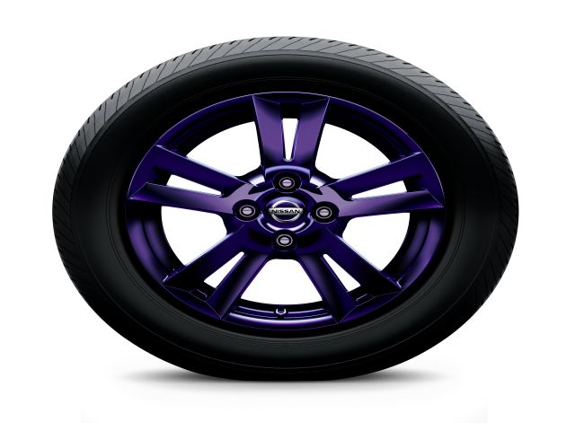 "15"" Wheel, Color Studio - NISSAN (T99W1-9MD0A)"