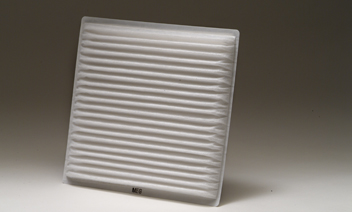 Air Filter, Cabin - Mitsubishi (mz312931)