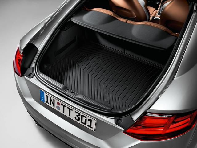 All Weather Cargo Mat - Tt Roadster - Audi (8S7-061-180)