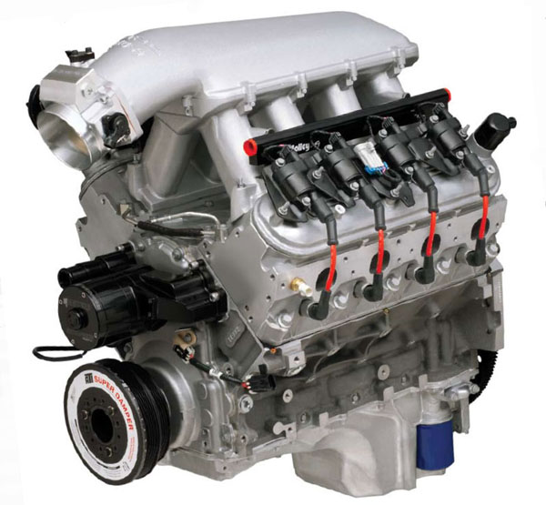2013 Copo 350 325 Hp Crate Engine