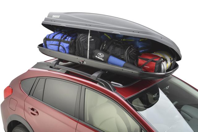 Roof, Cargo Carrier, Extended - Subaru (SOA567C030)