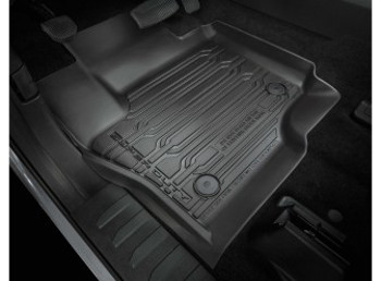 Floor Liner Tray Style Ford Hc3z 2613300 Ba Silver