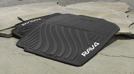 2PC All Weather Mats RAV4
