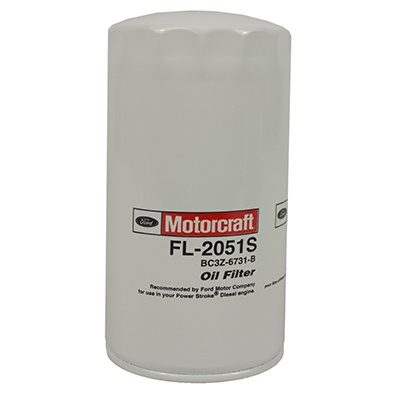 6.7 Diesel Oil Filter & Gasket - Ford (FL-2051-S)