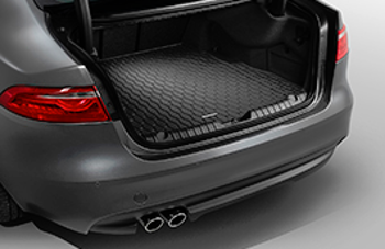 Cargo Area Rubber Liner (Space Saver Spare) - Jaguar (T2H6127)