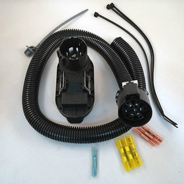 e89289e12ee75fc4444e9c555ece7dc4 trailer hitch wiring harness gm (23455107) hitch wiring harness at creativeand.co